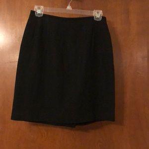 Dresses & Skirts - Mini suit skirt